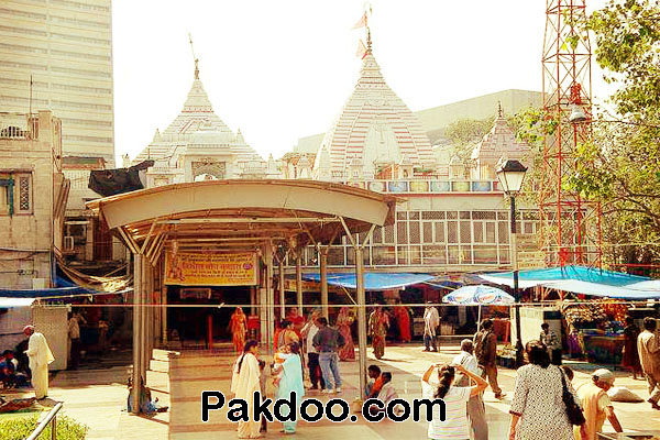 Best Worship place for visitor in delhi-Hanuman Mandir at connaught place