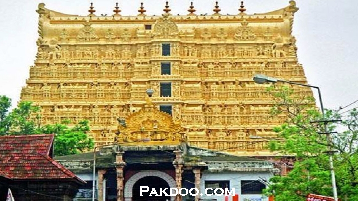 The temple of lord vishnu is listed as one the best places to visit in kerala because it's name