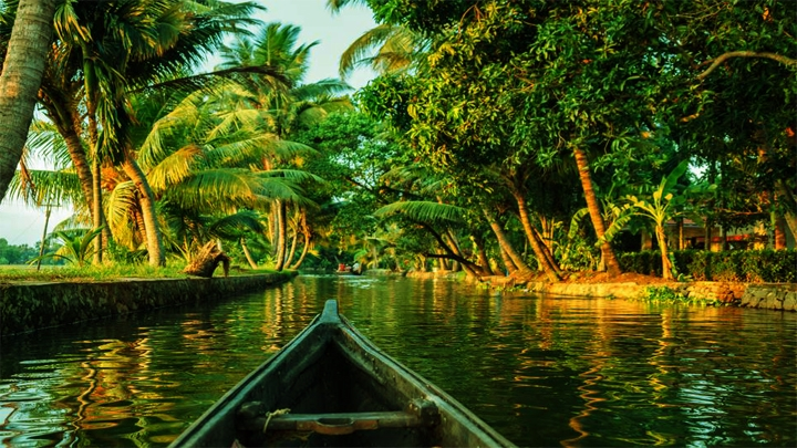 kerala full of waterfall,hillstations and picnicstop best place for travellers