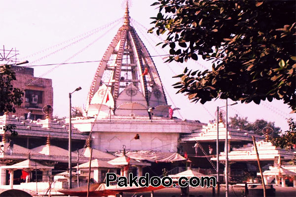 Best Ma-Durga worship place for visitor in delhi-Jhandewalan Mandir