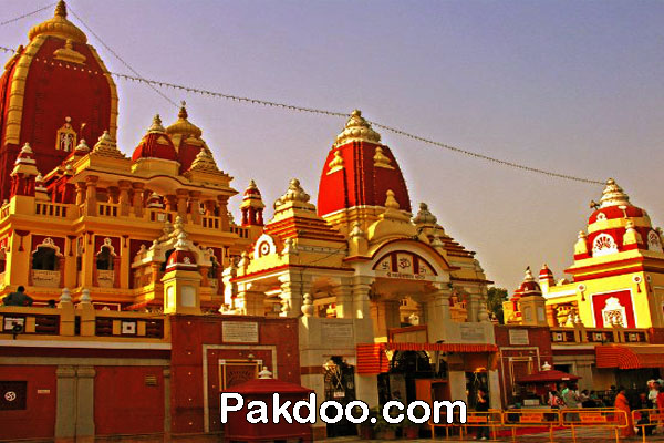 best worship place for visitor in delhi-Laxminarayan Mandir Birla Mandir