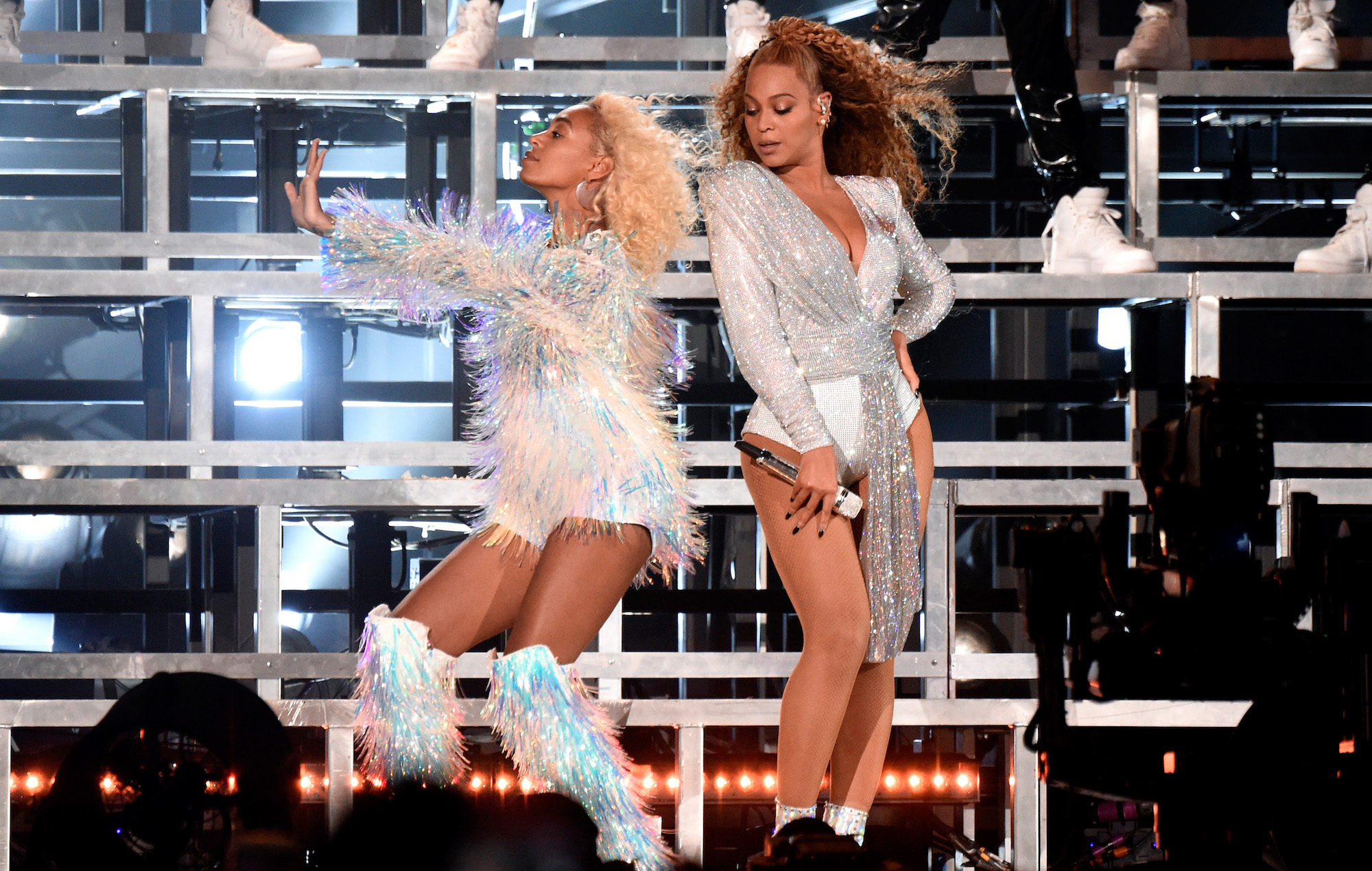 """Beyonce sued because her website is """"inaccessible"""" to blind people"""