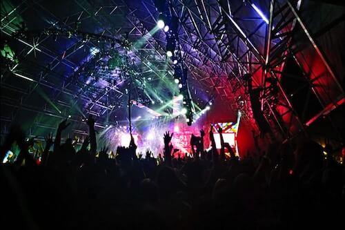 Bonaroo summer music festival