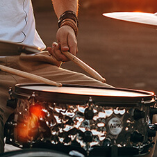 Drum Lessons at Center Stage