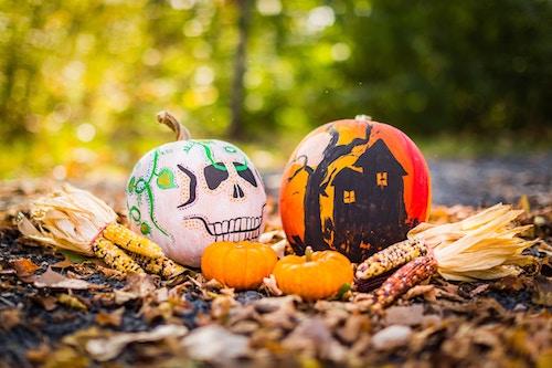 halloween recipe blog