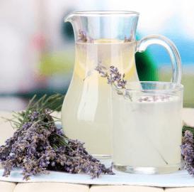 Lavender Lemonade, Easter Menu Blog