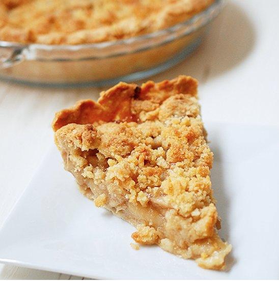 Dutch Apple Pie, thanksgiving recipe blog