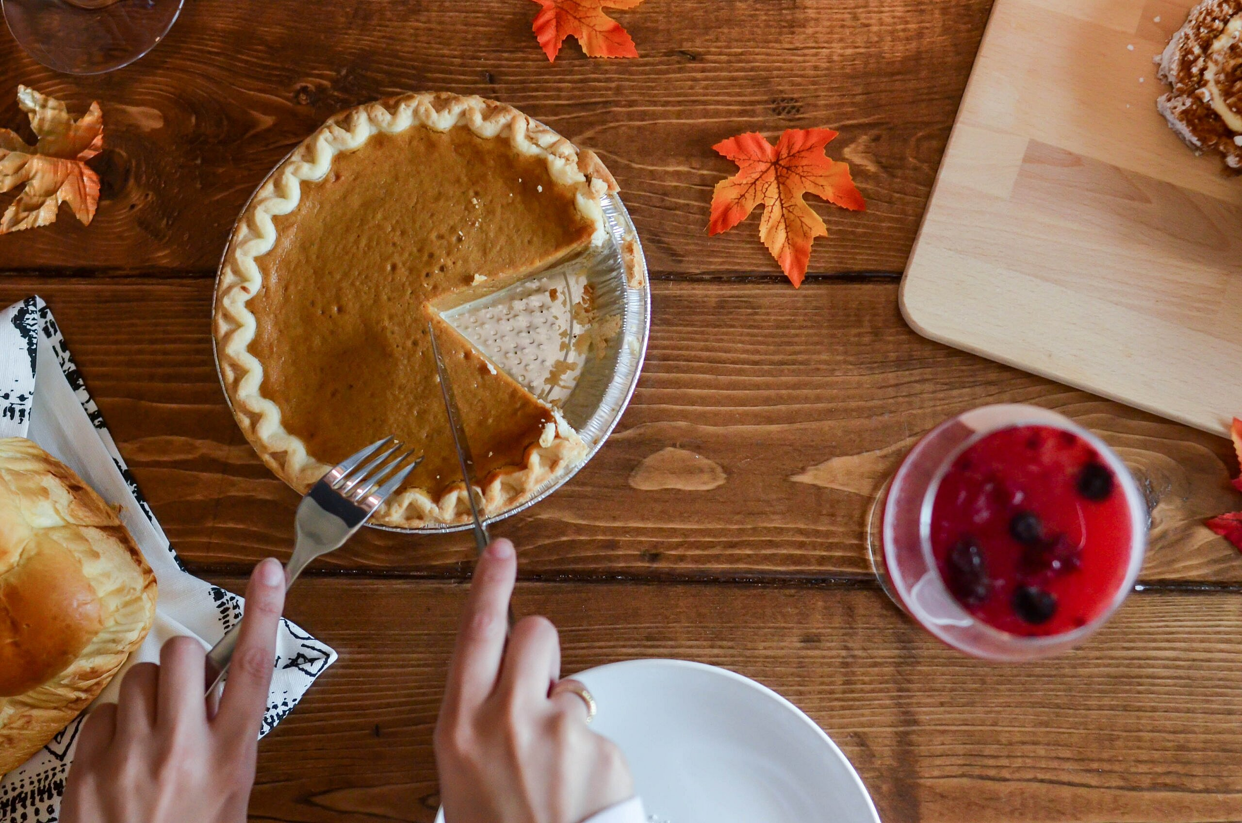 Thanksgiving Recipe Blog