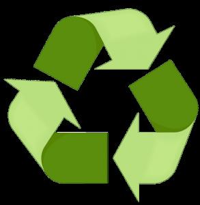 ethical disposal arrow loop