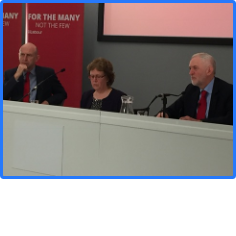 corbyn housing launch