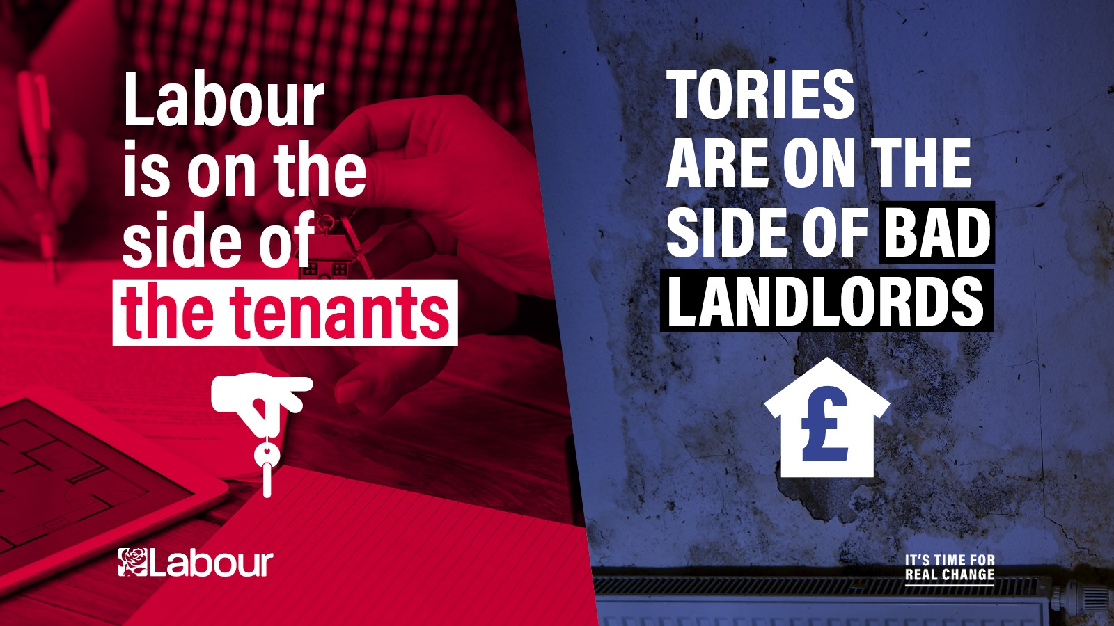 Labour on the side of tenants