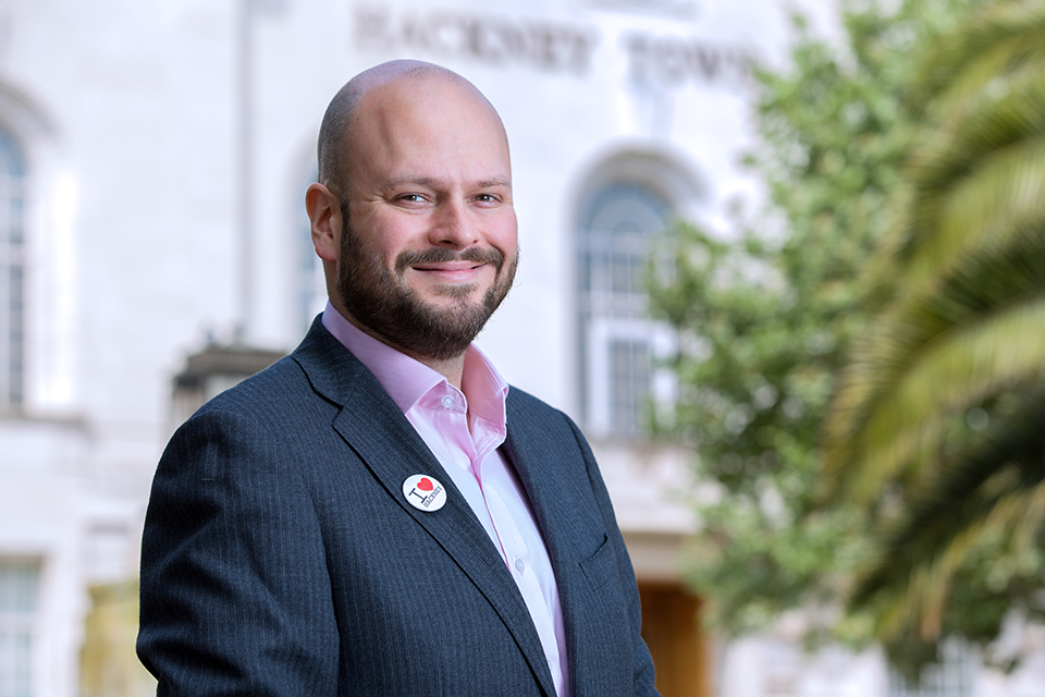 """<strong><span class=""""has-inline-color has-accent-color"""">Mayor Philip Glanville</span></strong>"""