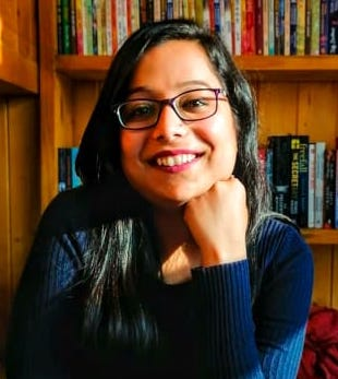 photo showing the author of the blog shristi chaudary