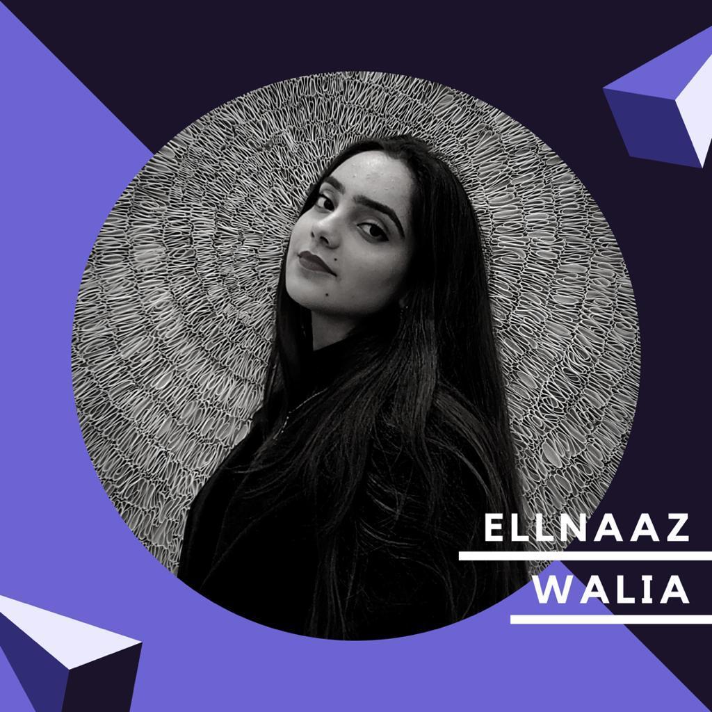 photo showing the author of the blog Elinaaz walia