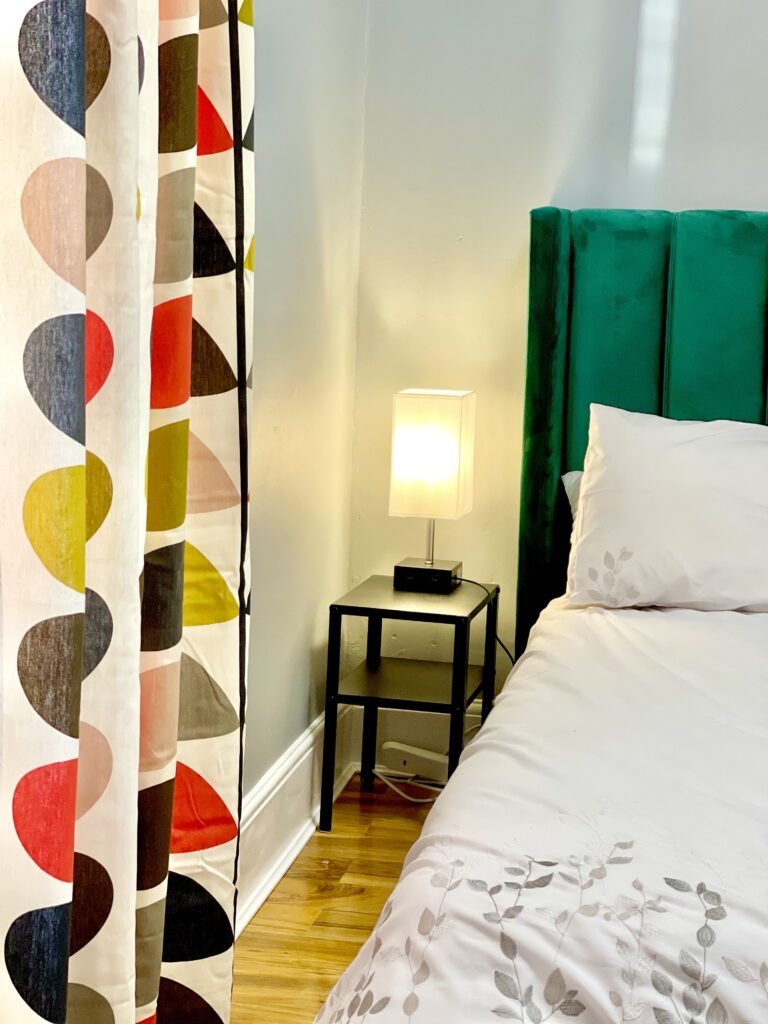 Room 3 - King size bed