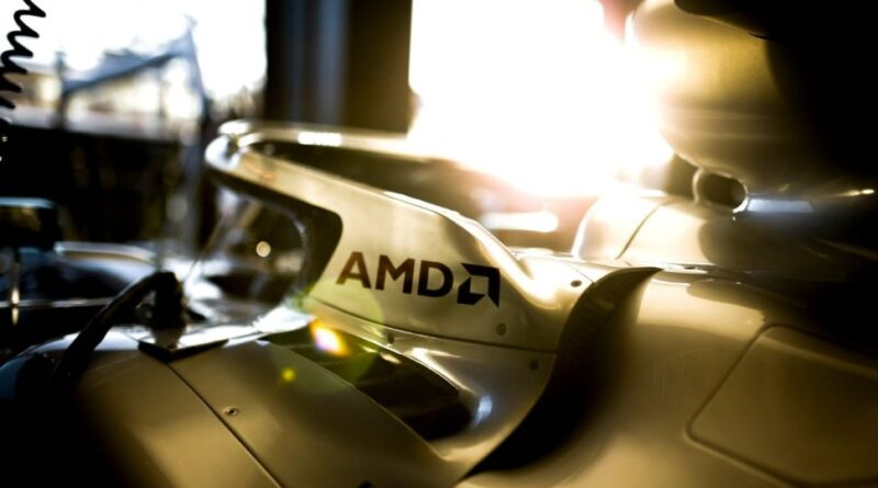 AMD Ditches Ferrari to Back Mercedes-AMG Formula 1 Team