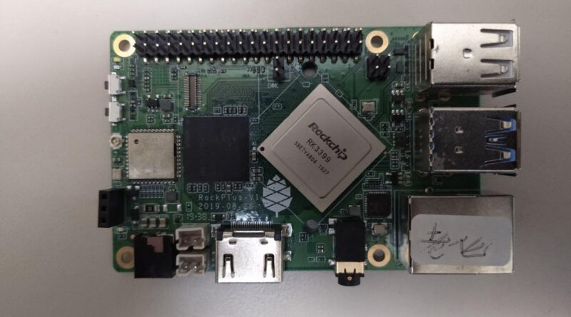 Pine64 has a New Competitor for Raspberry Pi4- $35 HardROCK64 Announced