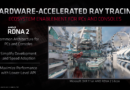 ICYMI: AMD shows off Realtime Raytracing on RDNA 2, Everything is Shiny