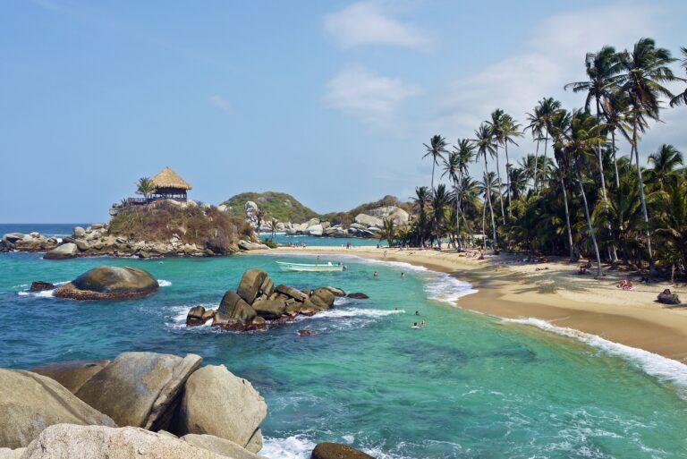 Días de jungla y playa en Tayrona