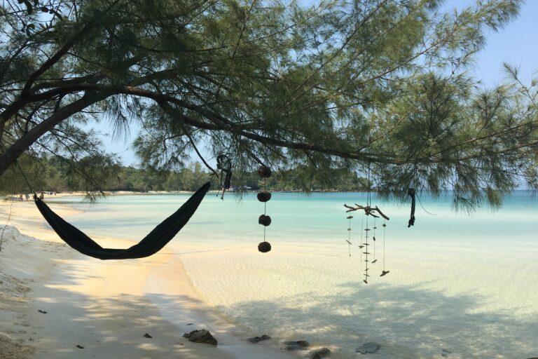 Koh Rong Sanloem, días de jungla y playas