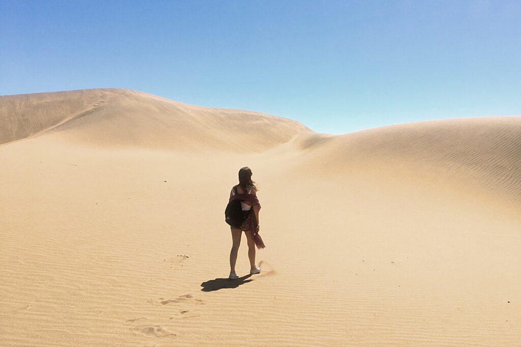 Concon Dunes Chile