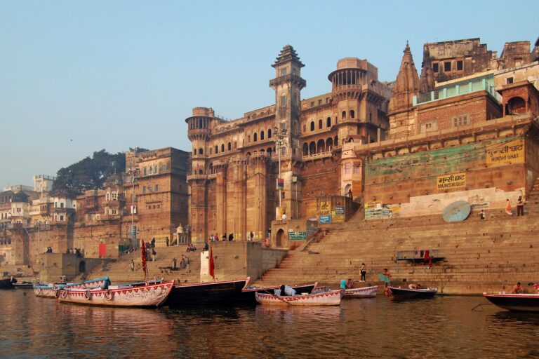 Varanasi, la ciudad más sagrada de India