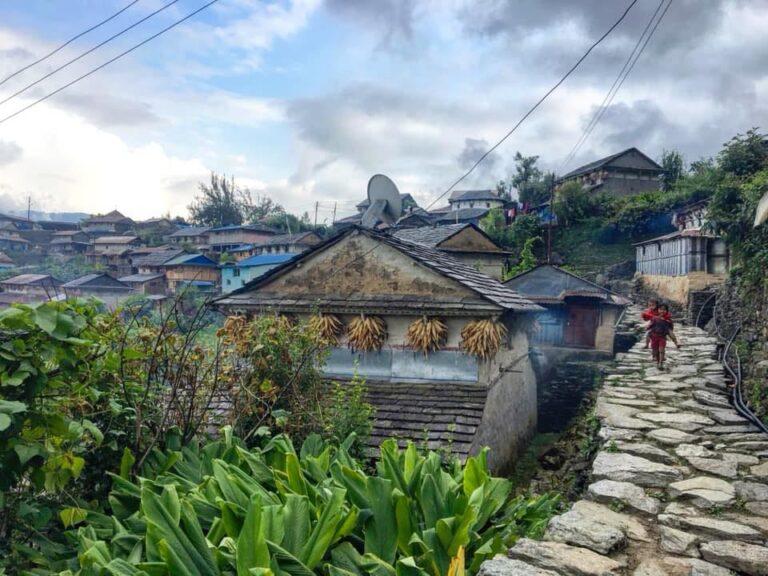 Siurung, mi pueblito en el Annapurna