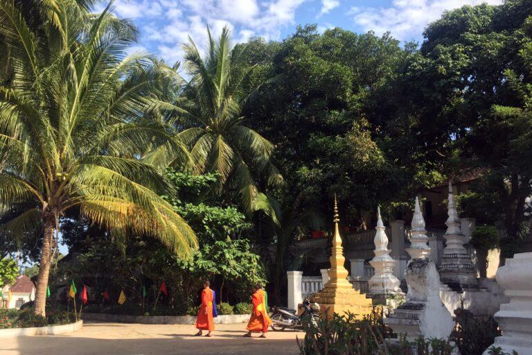 10 razones para viajar a Laos