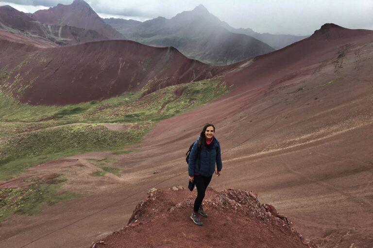 Trek a Vinicunca y al Valle Rojo en Perú