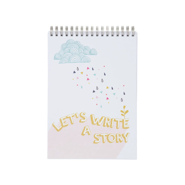 Story-writting-book
