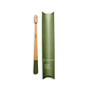 bamboo-toothbrush-Moss-Green