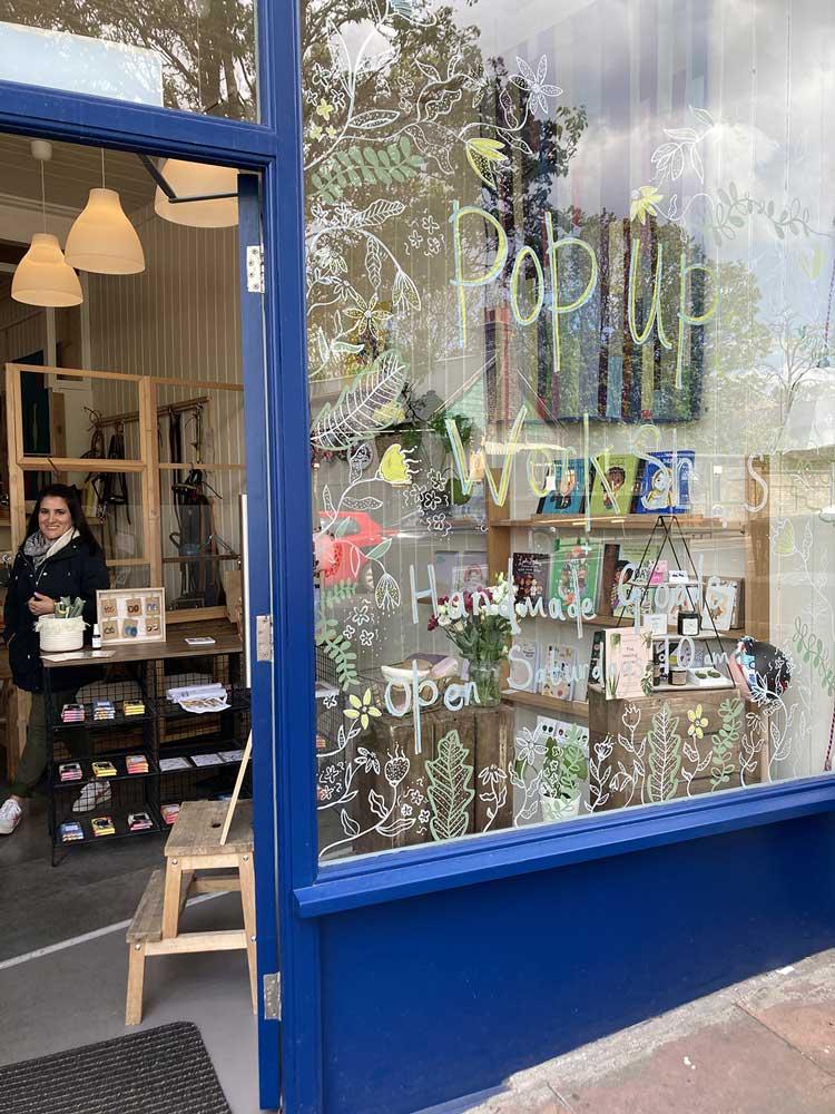 Lavendel Shop - Pop Up