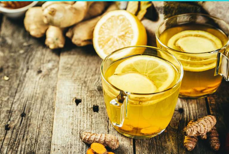 Turmeric and Ginger remedy