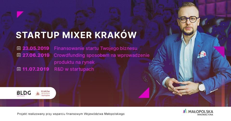 StartUp Mixer Kraków