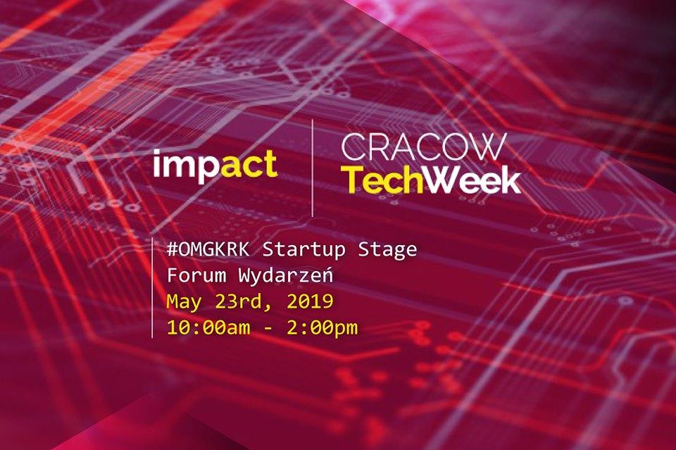 Omgkrk Startup Stage - Cracow Tech Week