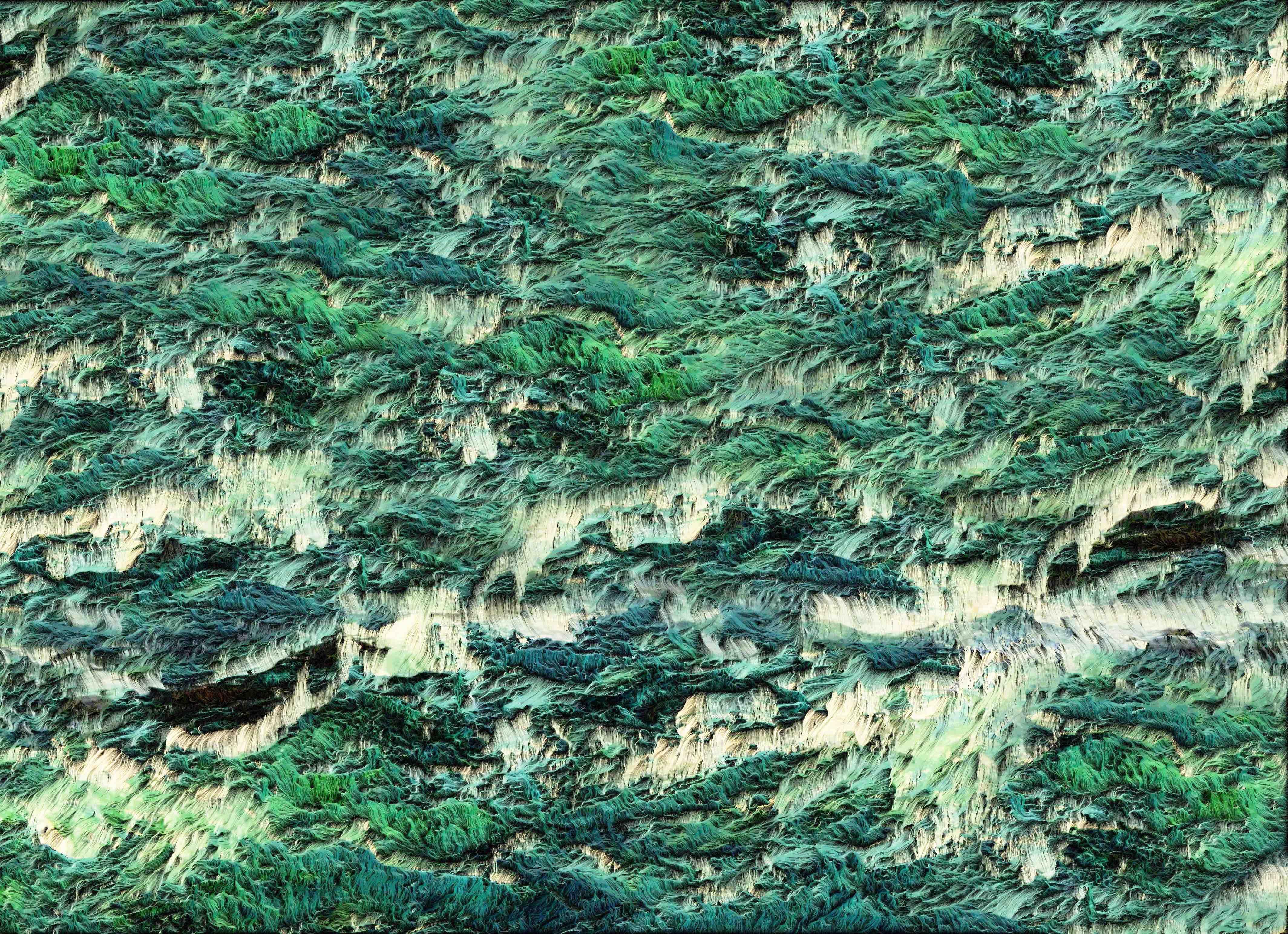 """""""Aquamarine"""" by Matteo Mauro"""