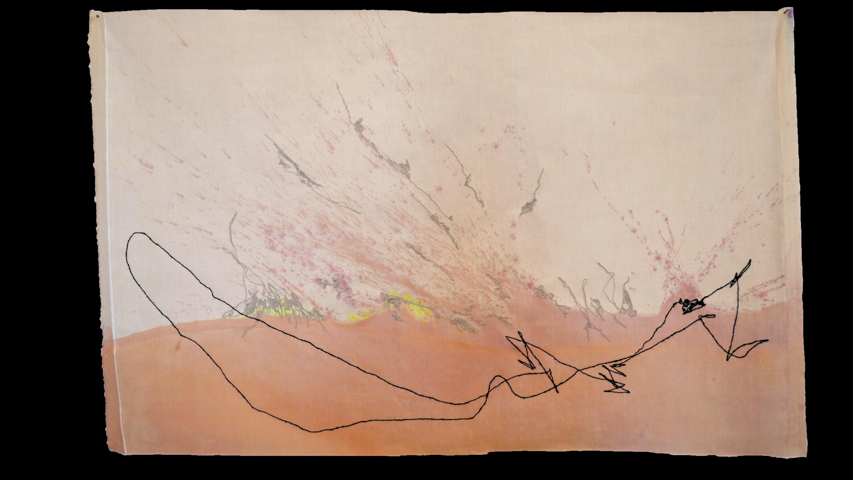 """Beirut River"" by Beatriz Morales"