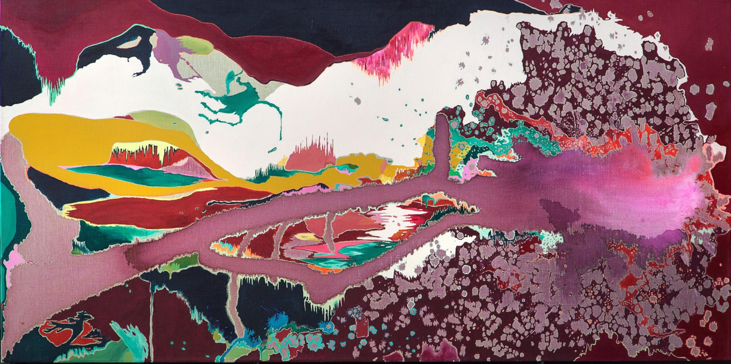 Wonderland V by Beatriz Morales