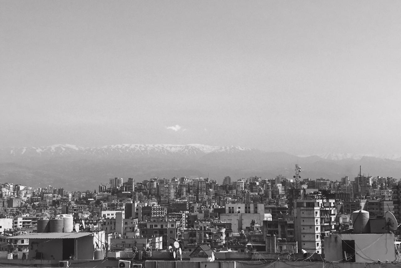 View of Tripoli. Photo by Nur Turkmani