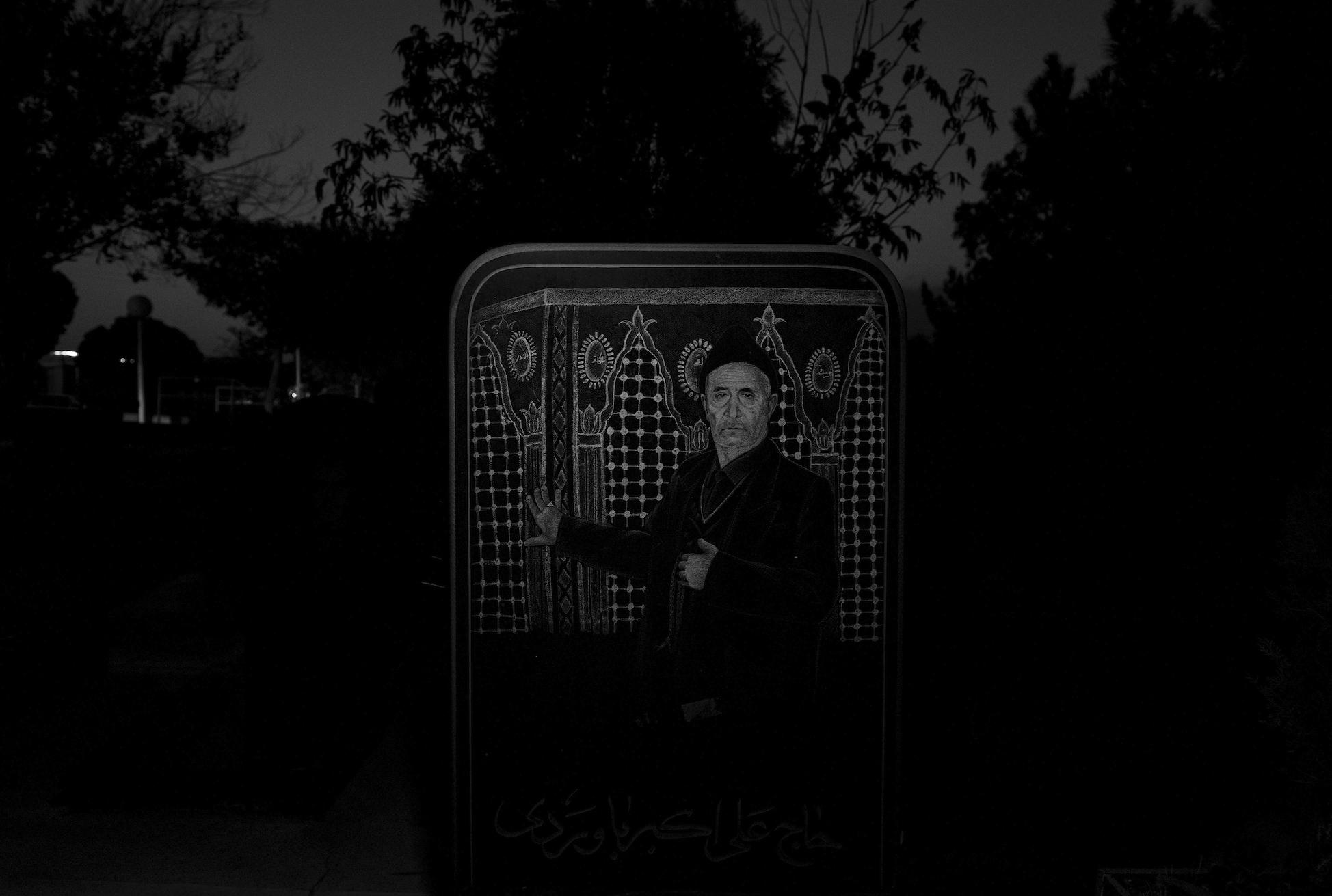 Sajed Haqshenas - Tabriz Cemtery - Photodigi (2)