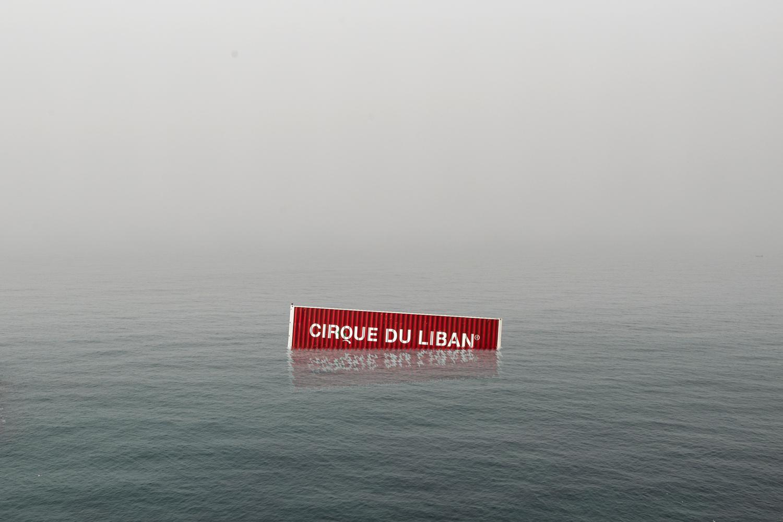 """Cirque du Liban"" by Ieva Saudargaité"