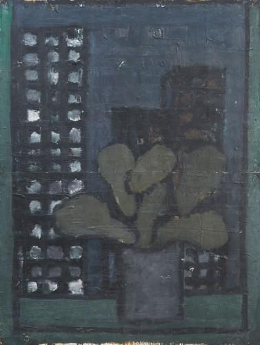 عاصم أبو شقرا، صّبار ومدينة في الخلفية