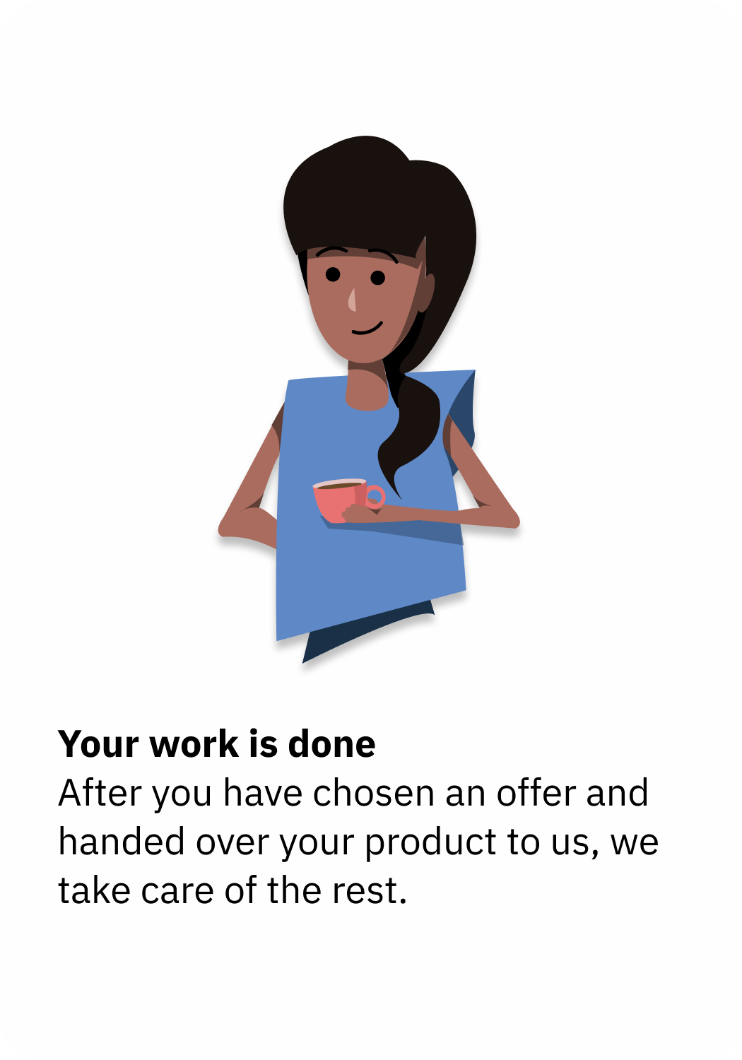 your work is done, thingsy takes care