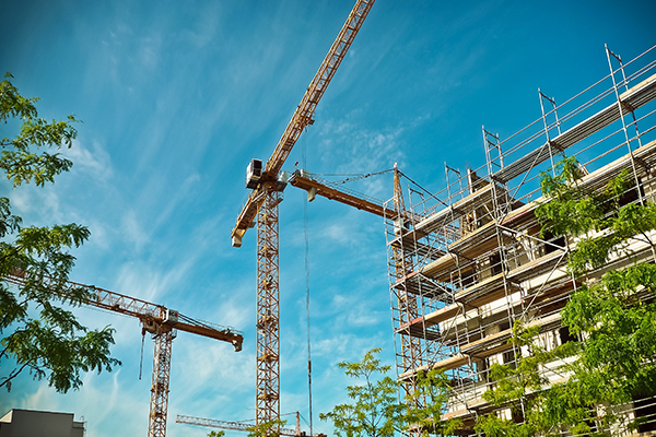 Implementation of the construction data trust