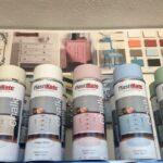 Chalk Spray Paint
