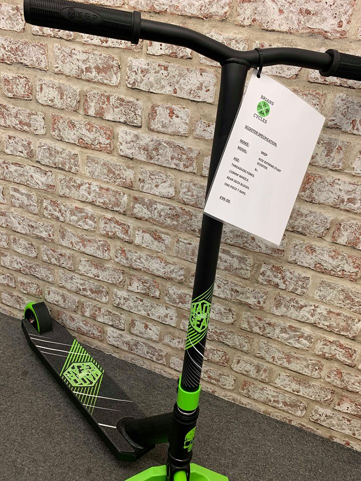 Scooter MGP - Stunt