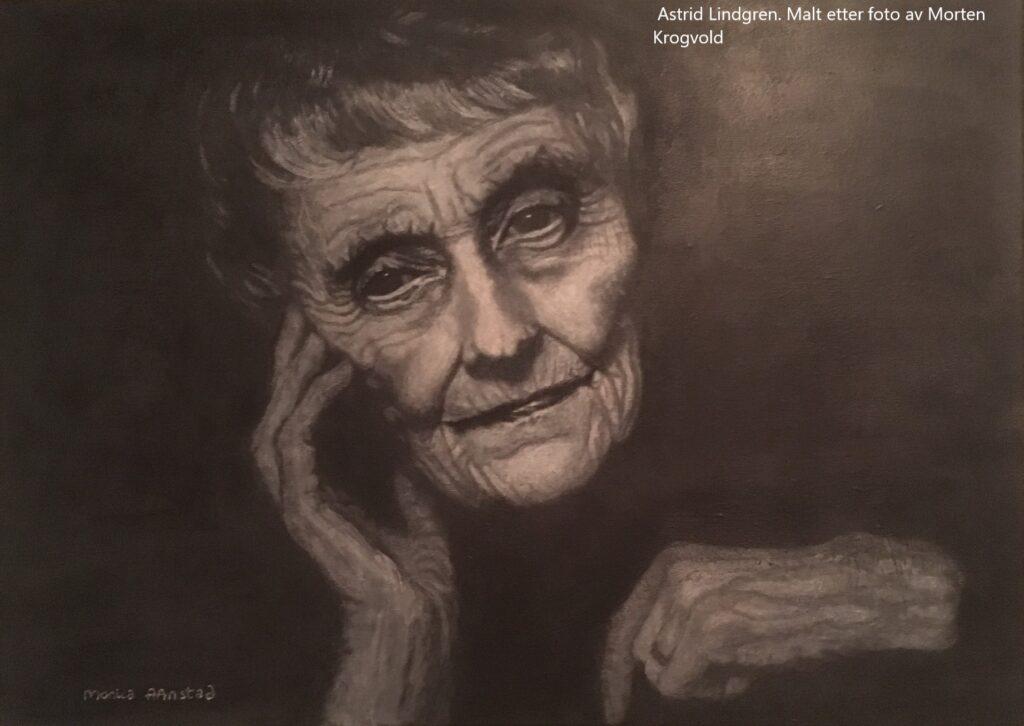 Monica Aanstad - Astrid Lindgren