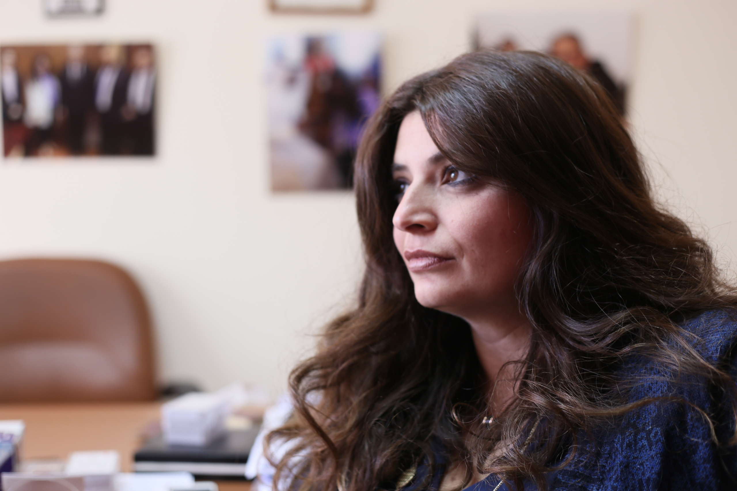 LAMIA KAMEL: THE ACHIEVEMENT OF SUSTAINABLE DEVELOPMENT IS LINKED TO THE DEVELOPMENT OF ENTREPRENEURSHIP