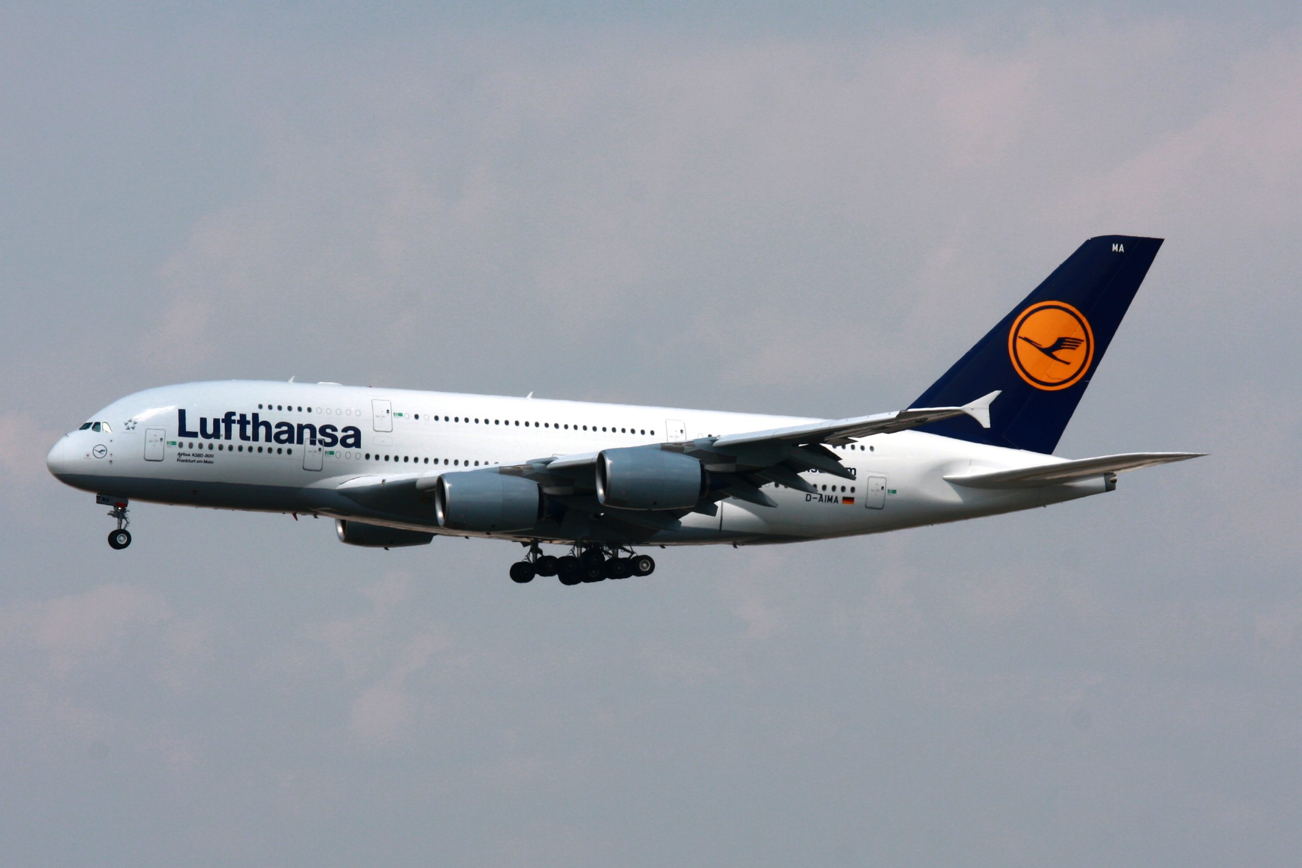 Lufthansa Group celebrates 60 years of service in Egypt
