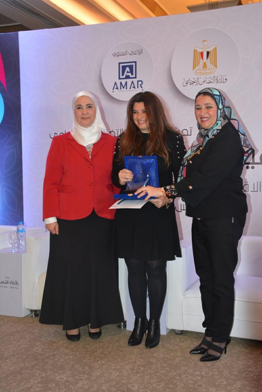 عرض وتكريم قصص النجاح لرائدات الأعمال في العالم العربي